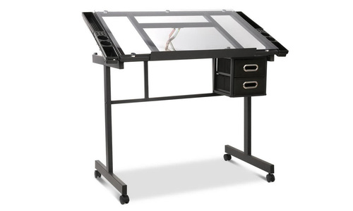 Artiss adjustable drawing desk    web1