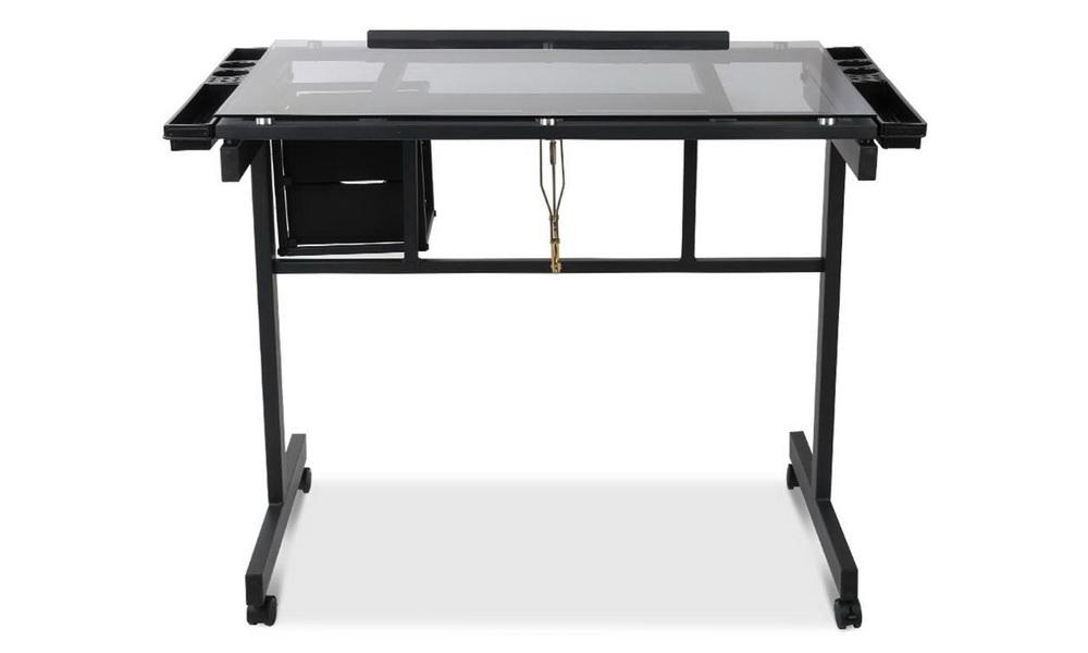 Artiss adjustable drawing desk    web4