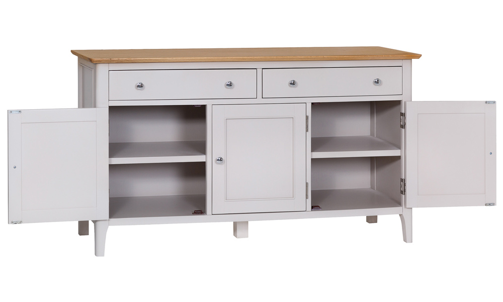 Hamptons 3 door sideboard 1776    web3