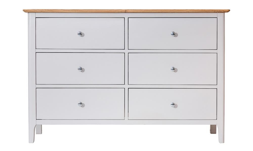hamptons 6 drawer chest   web2
