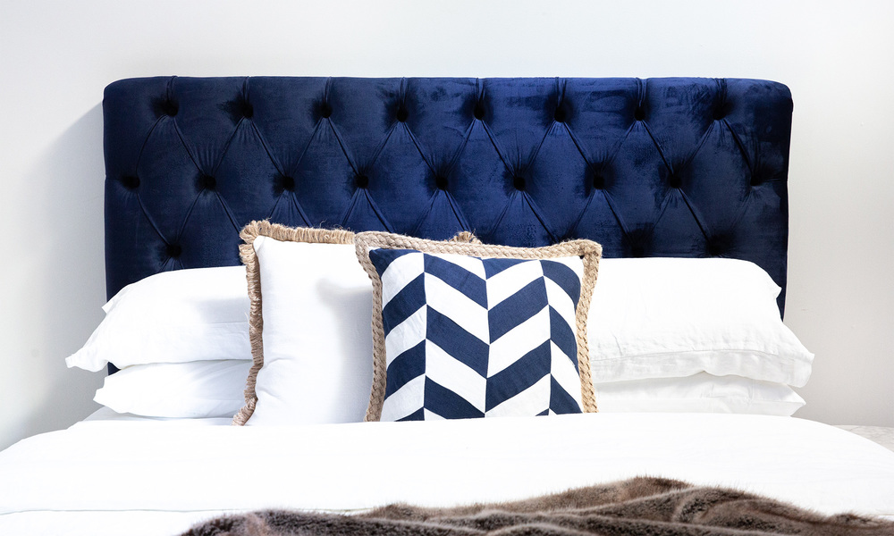 Navy   kingston velvet tufted headboard   web1