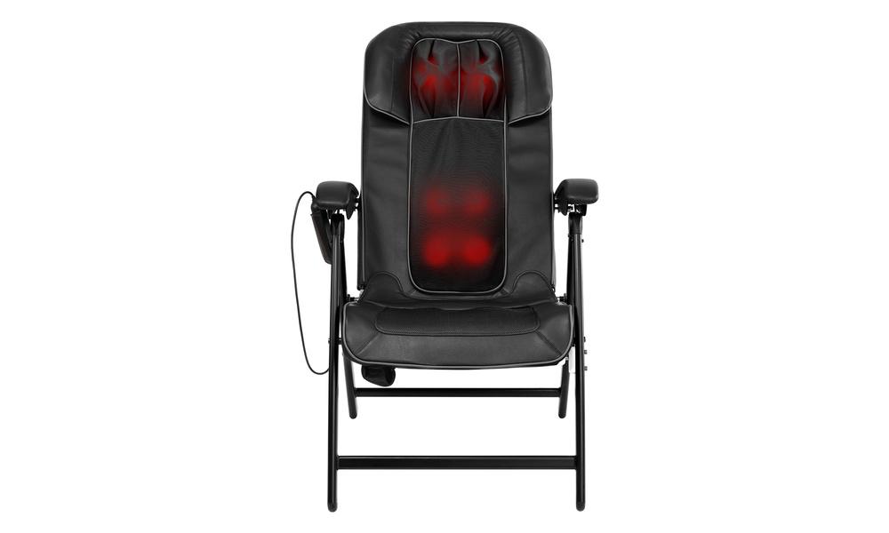 homedics therapist elite massage chair   web2