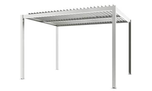 294 x 394 matte white   aluminium pergolas   web 1