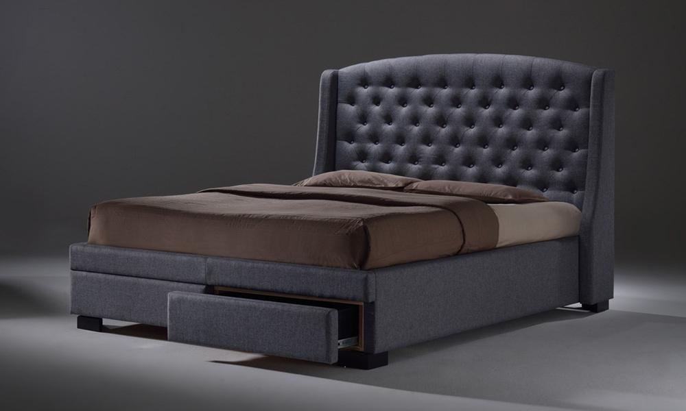 Wyatt upholstered bed frame   web1