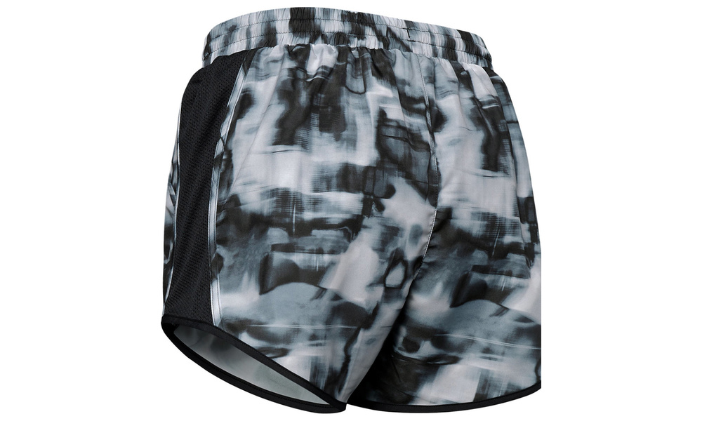 Under armour fly by printed shorts   web2