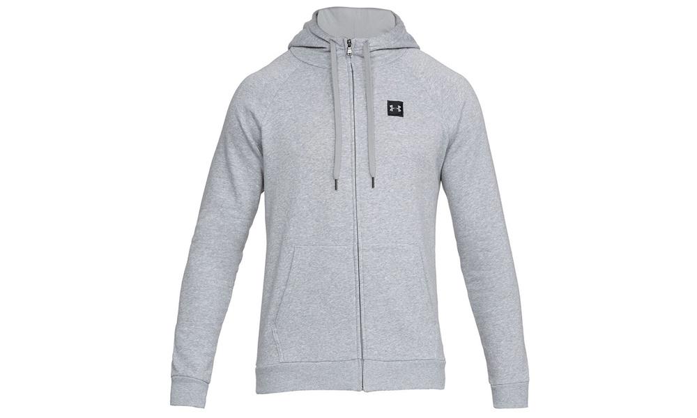 Under armour mens full zip hoodie   web2