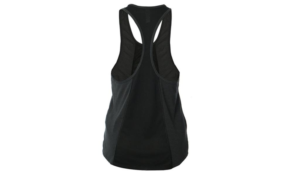 Under armour womens threadborne fashion tank   web2