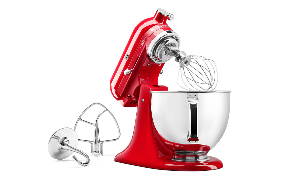 kitchenaid 4.8l artisan tilt head stand mixer  web2