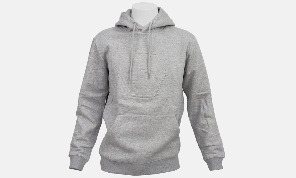 Box spray hoodie grey  web1