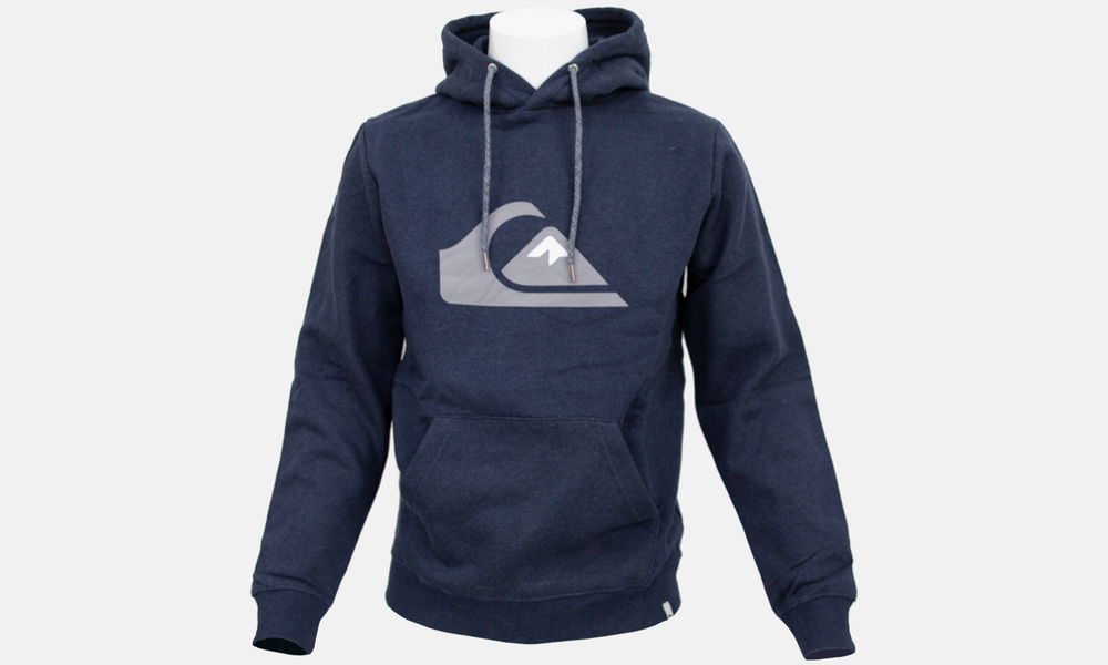 Biglogo hoodie dark navy    web1