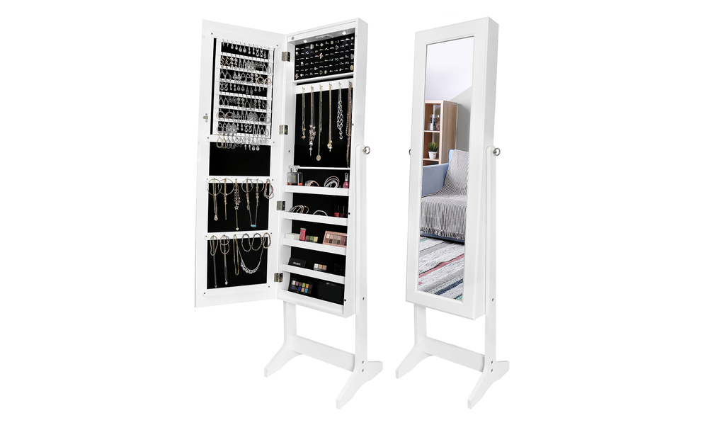Edited free standing mirror with jewellery armoire   web1