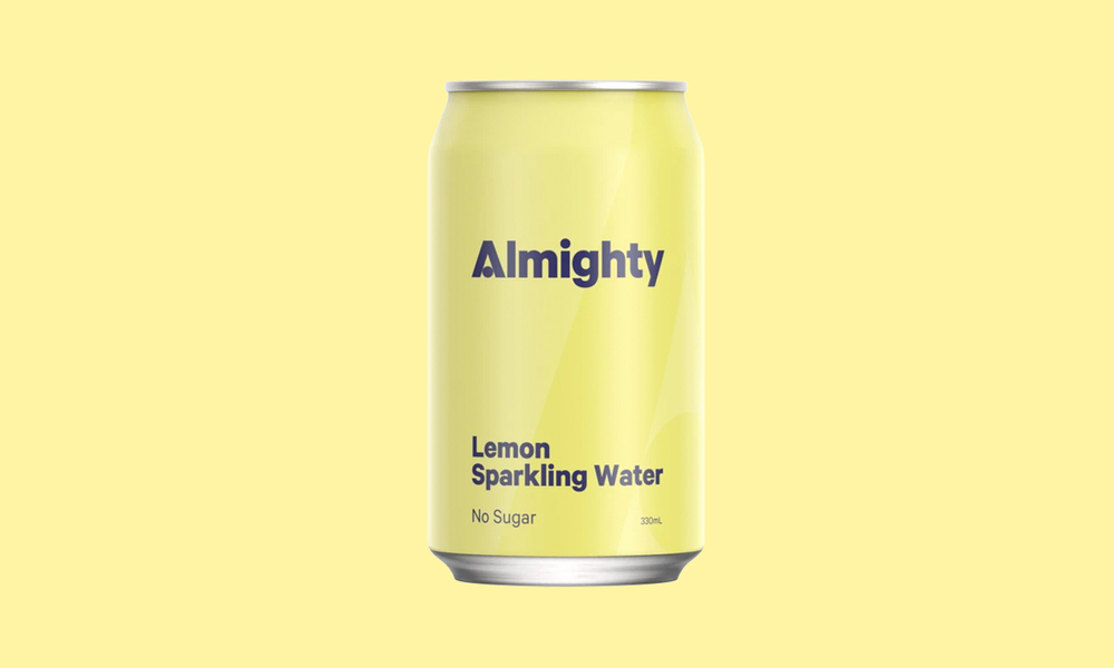 Almighty sparkling water   lemon   web