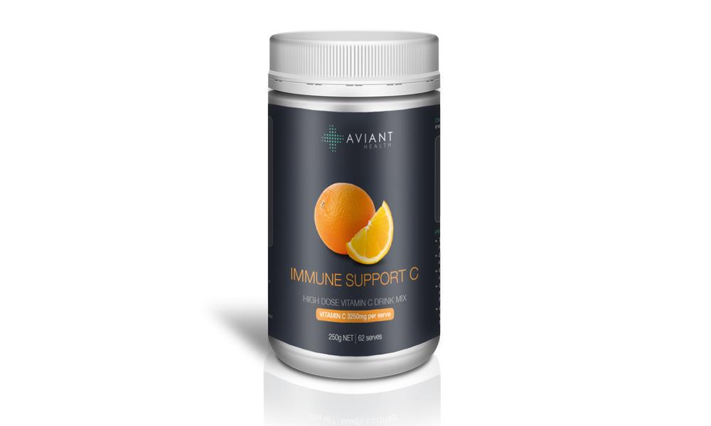 Aviant immune support c powder 250g   web
