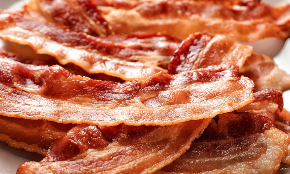 Free farmed streaky bacon   web3