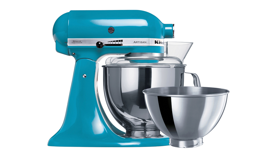 Crystal blue kitchenaid artisan stand mixer  web