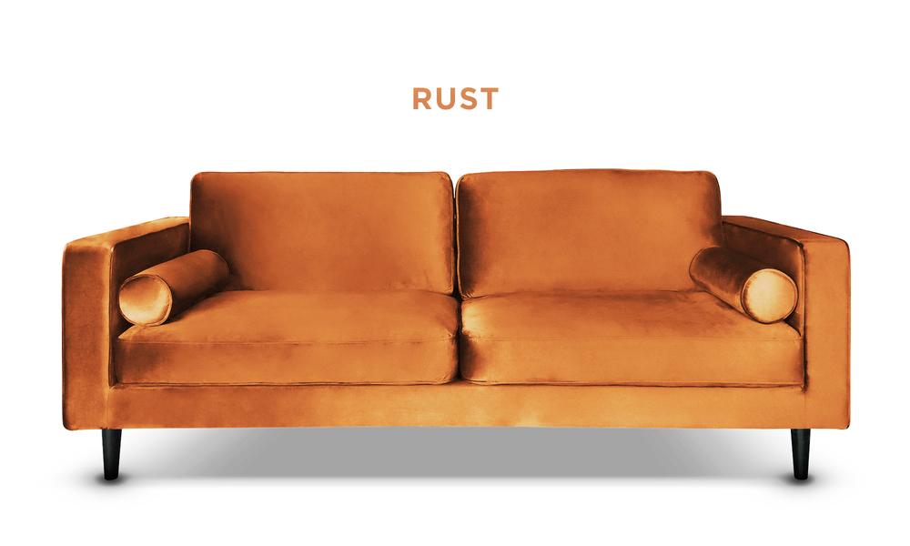 New rust   hendrix velvet 3s sofa   web