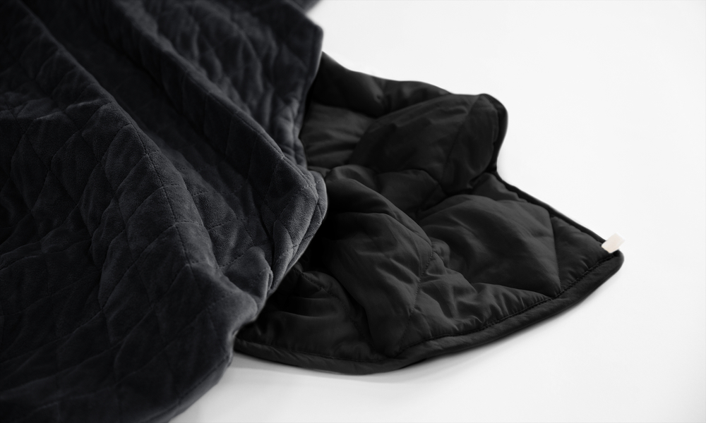 Black weighted blanket   web3 %281%29