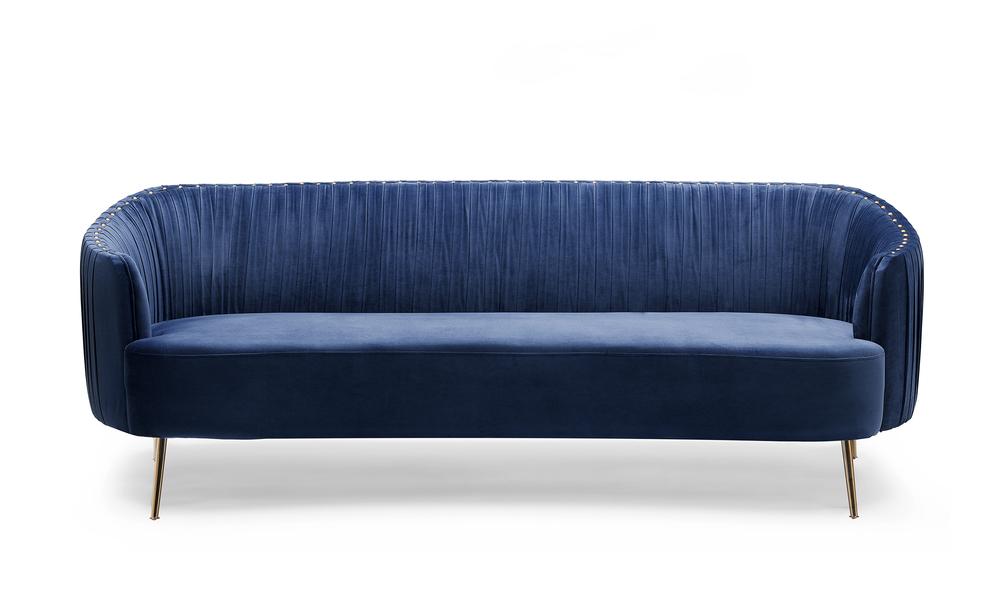 Arthur velvet 3 seater sofa 2346   web1