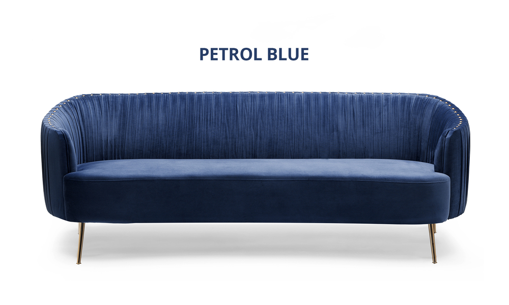 Petrol blue   arthur velvet 3 seater sofa 2346   web1 copy