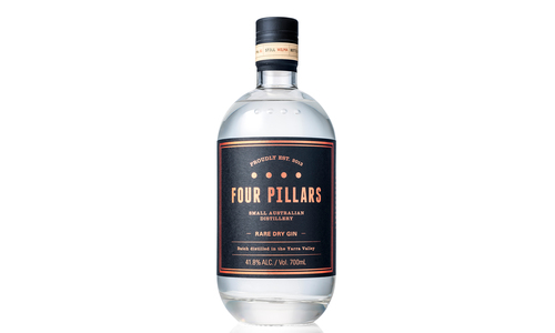 Four pillars rare dry gin   web