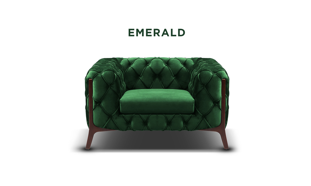 New emerald   diablo velvet button armchair   web1