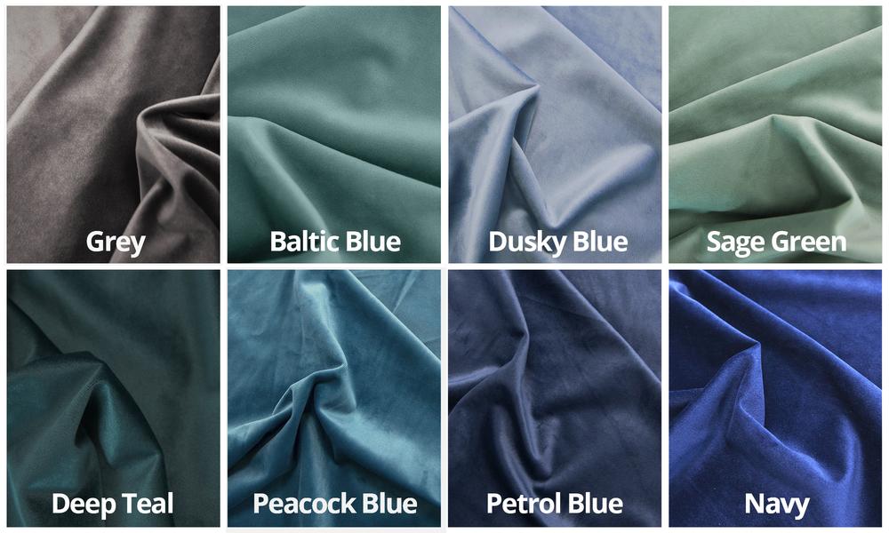 Velvet swatches4 blue