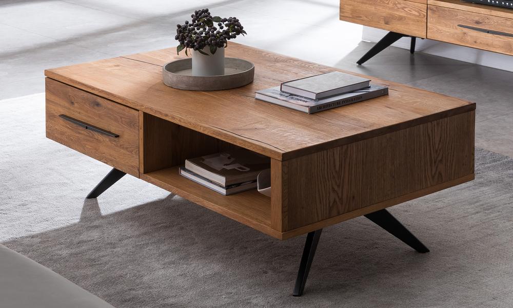 Cross coffee table 2 drawer 2394   web1