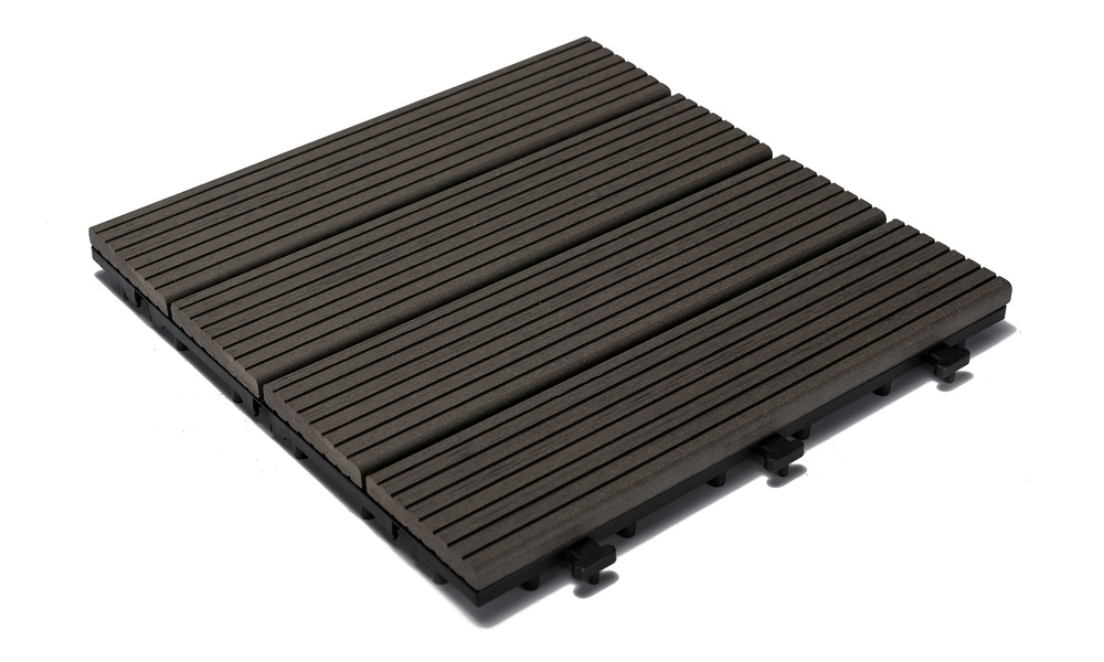 Composite wood deck tiles   web4