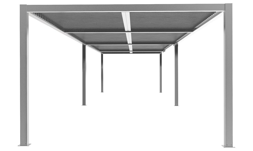 8x4 matte grey   aluminium pergola 2359   web1