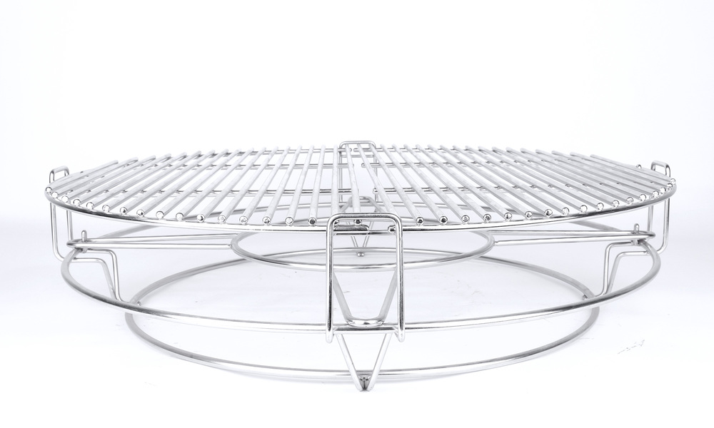 Kamado split level cooker   web4