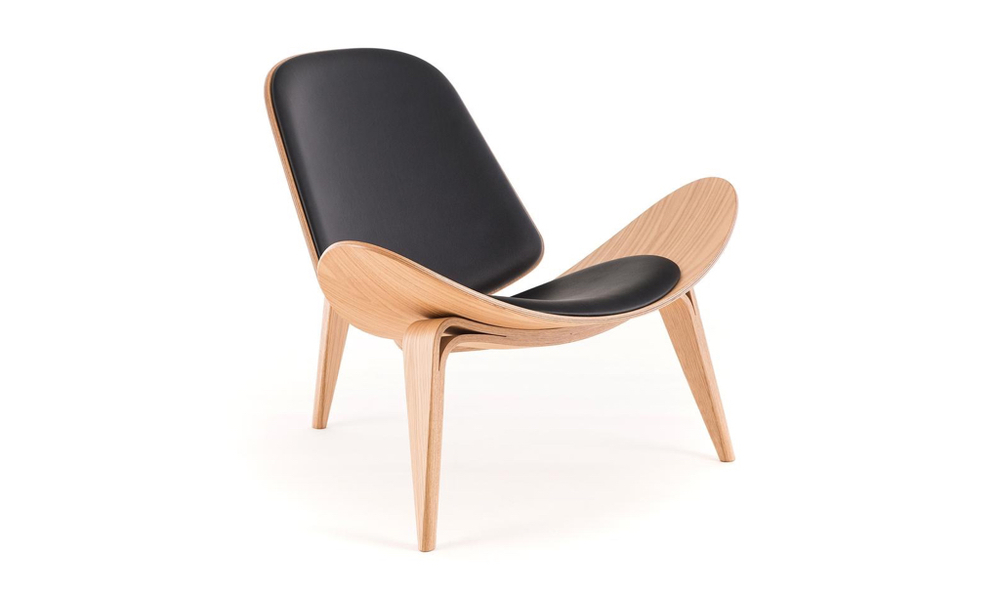 Container Door Replica Hans Wegner Shell Chair
