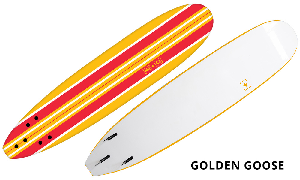 Golden goose   soft surfboard striped   web2