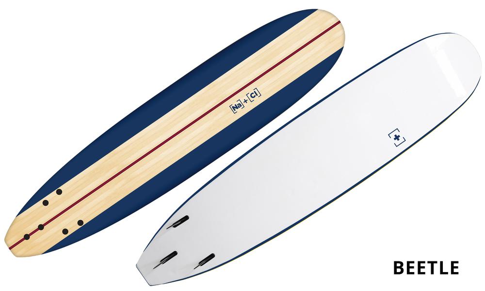 Beetle   soft surfboard striped   web2