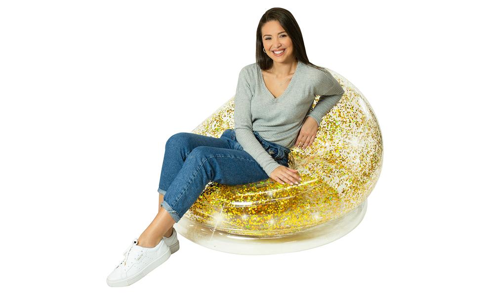 Gold aircandy glitter air chair2499   web2