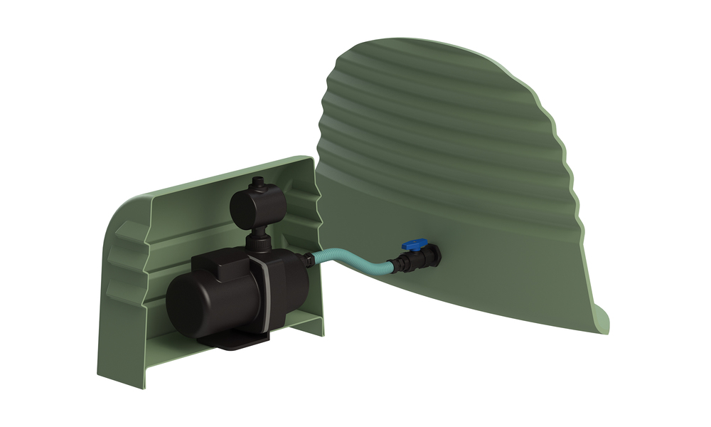Promax water tank with pump   web2