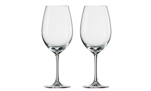 Schott zwiesel set of 2 elegance red glasses 2536   web1