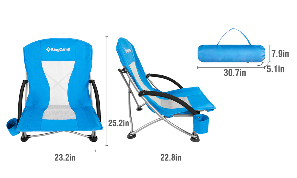 Portable low sling chair 2552   web3