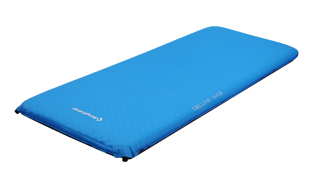 Deluxe self inflating camping sleeping mat 2555   web1