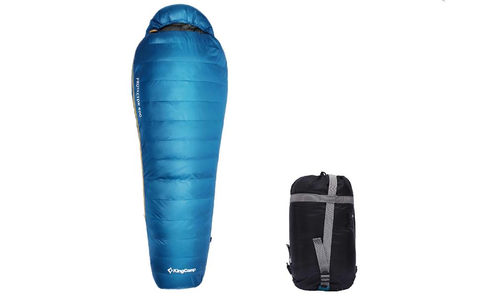 Down sleeping bag 2557   web1