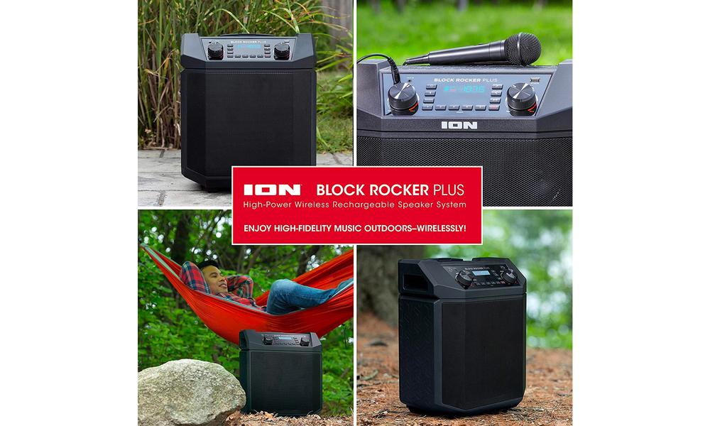 Ion audio block rocker portable speaker   web4