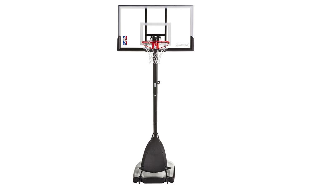 Spalding portable angled basketball hoop 2593   web1