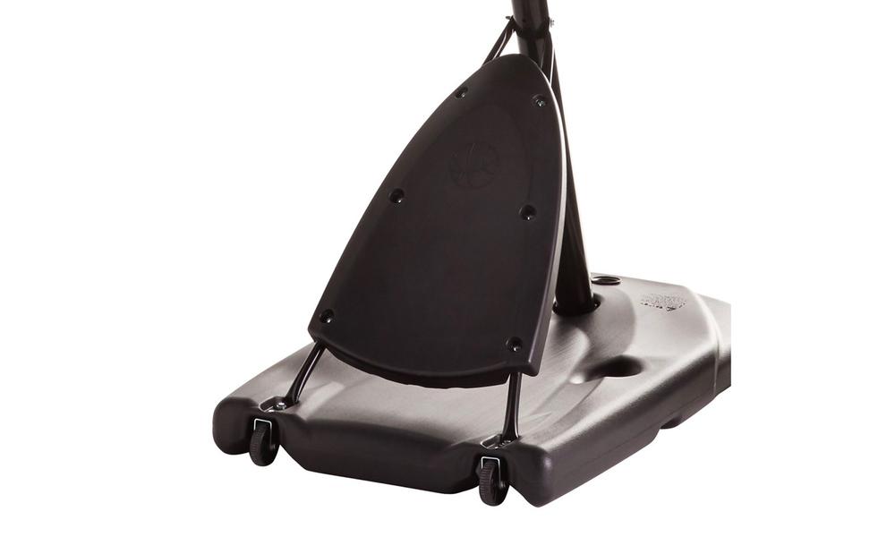 Spalding portable angled basketball hoop 2593 v  web5