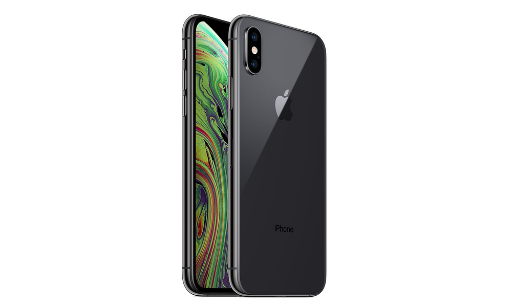 Space grey iphone xs 64gb   refurbished 2601   web1