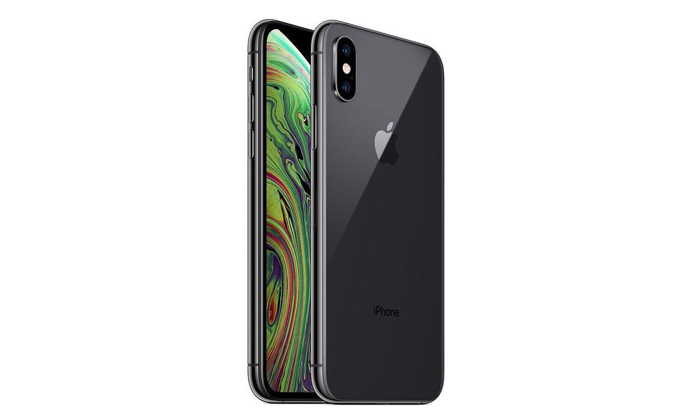 Space grey iphone xs 64gb   refurbished 2601   web1