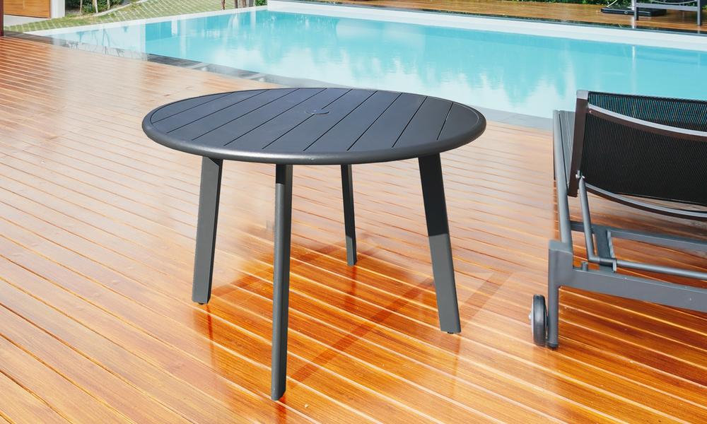 102cm full alum side table 2597   web1 2