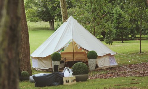Gl&ing Bell Tent. C&ing in Style. Play video b2744233d1bce9291650cc2ba510013f6d4105ce9eaa9feeb81a62c647f5f41f. Hutz7456 ... & Container Door | Glamping Bell Tent