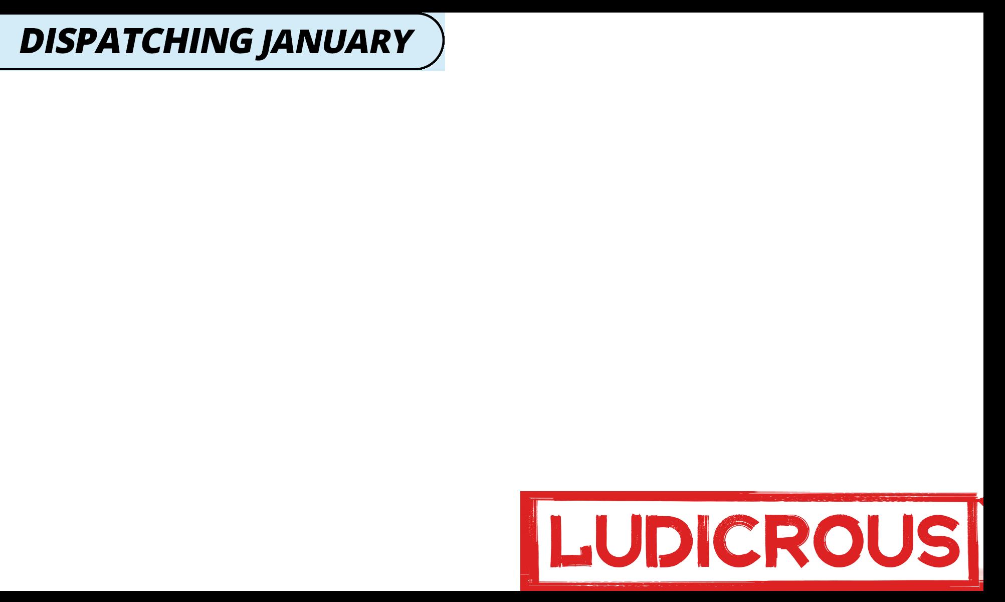 Dispatching january blue   ludicrous %282%29