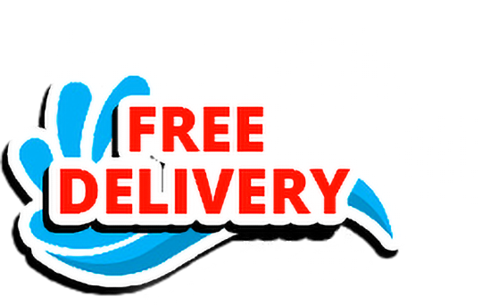 Watersports free delivery overlay