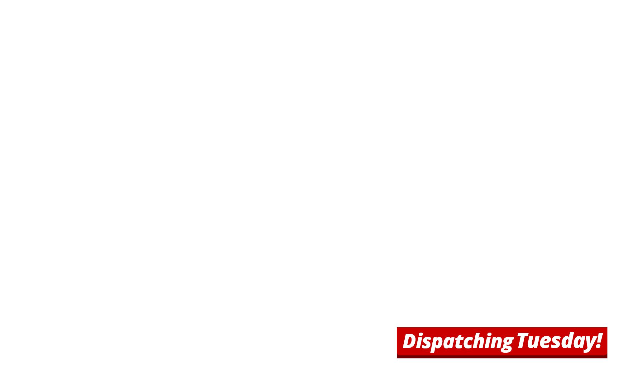 Dispatching tue overlay