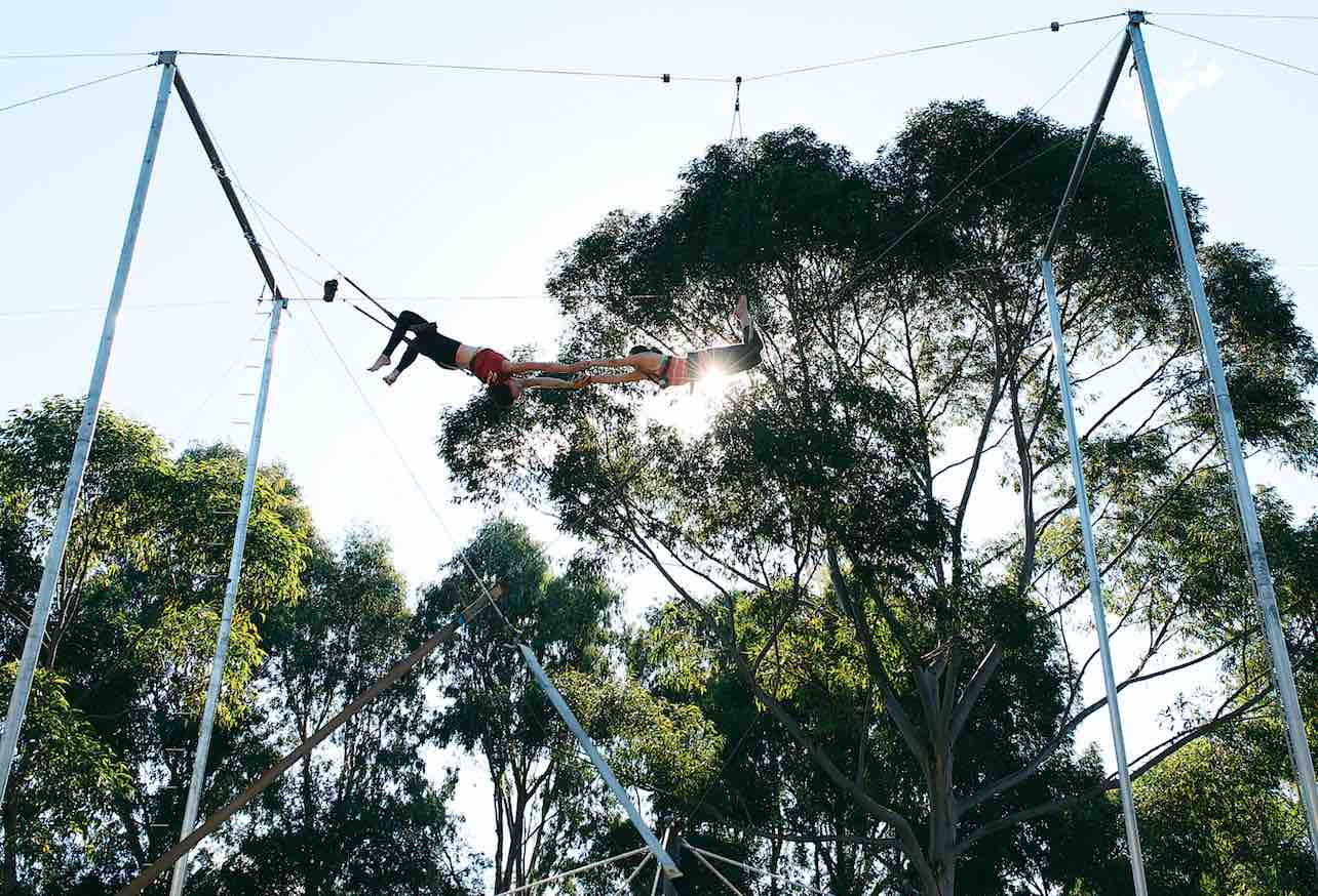 RedBalloon Flying Trapeze Experience Sydney